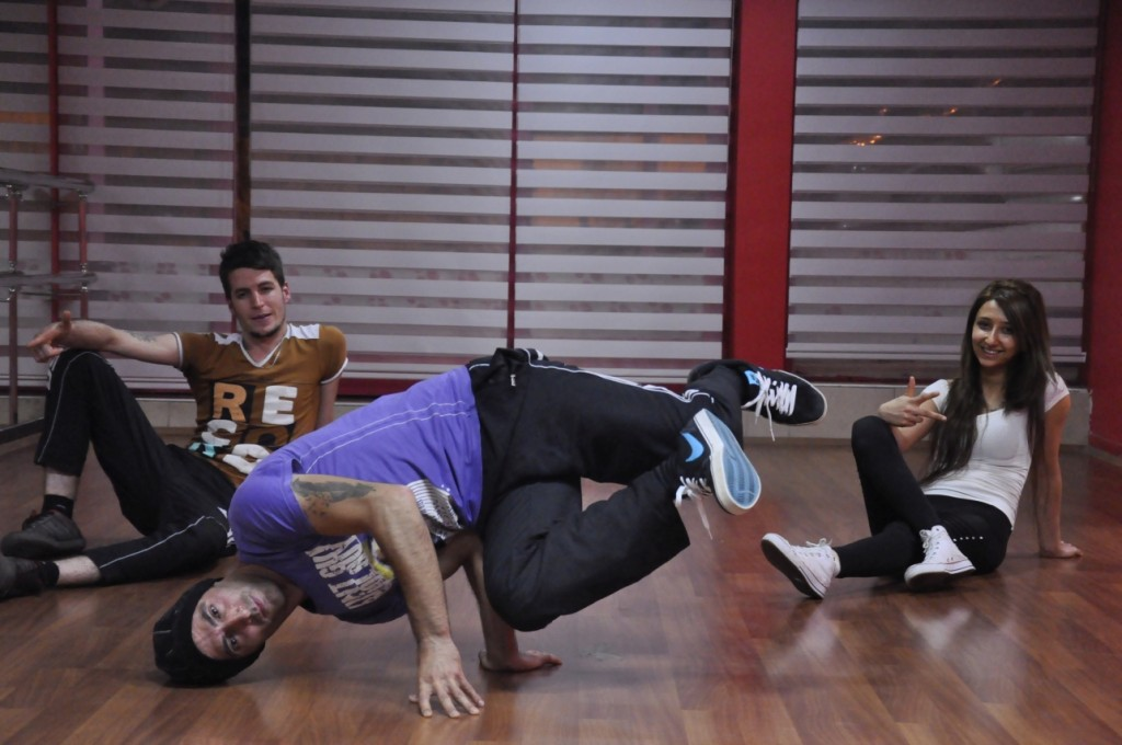 HipHop-Break Dans Kursu