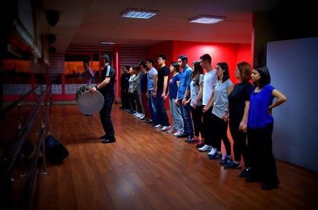 Halk Dansları Kursu
